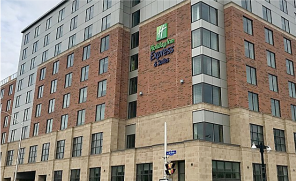 HOLIDAY INN EXRESS & SUITES - DOWNTOWN