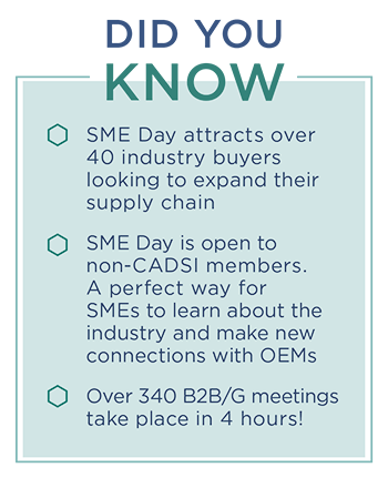 SME Day benefits
