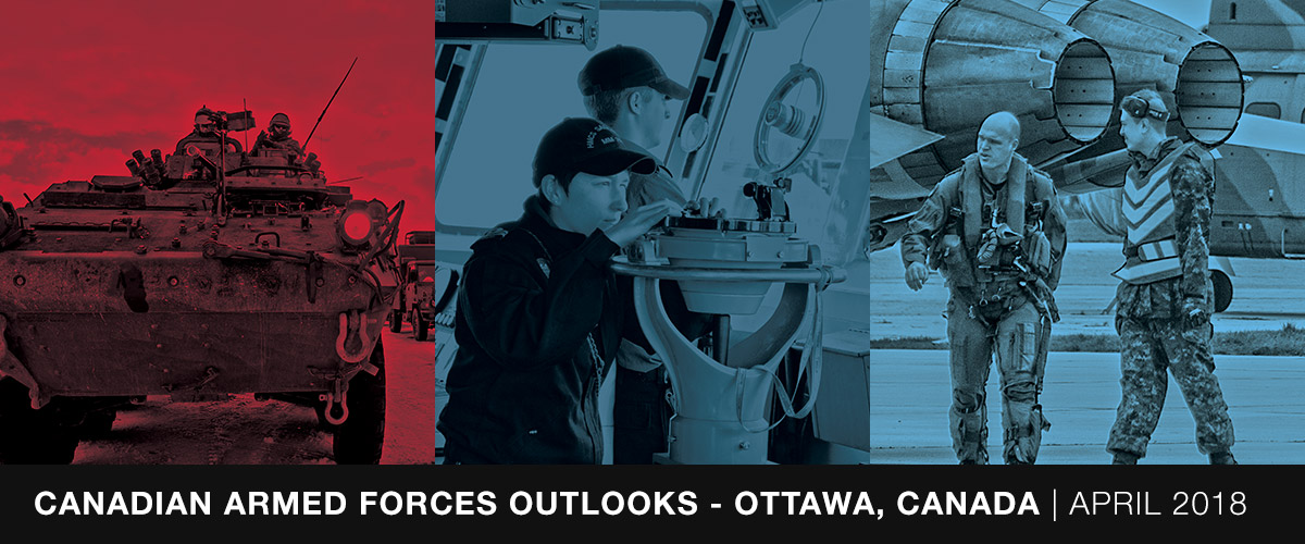 2018 Canadian Armed Forces Outlooks